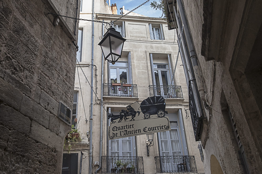 A.Gressin - Bons Plans Montpellier - Quartier de l'ancien courrier