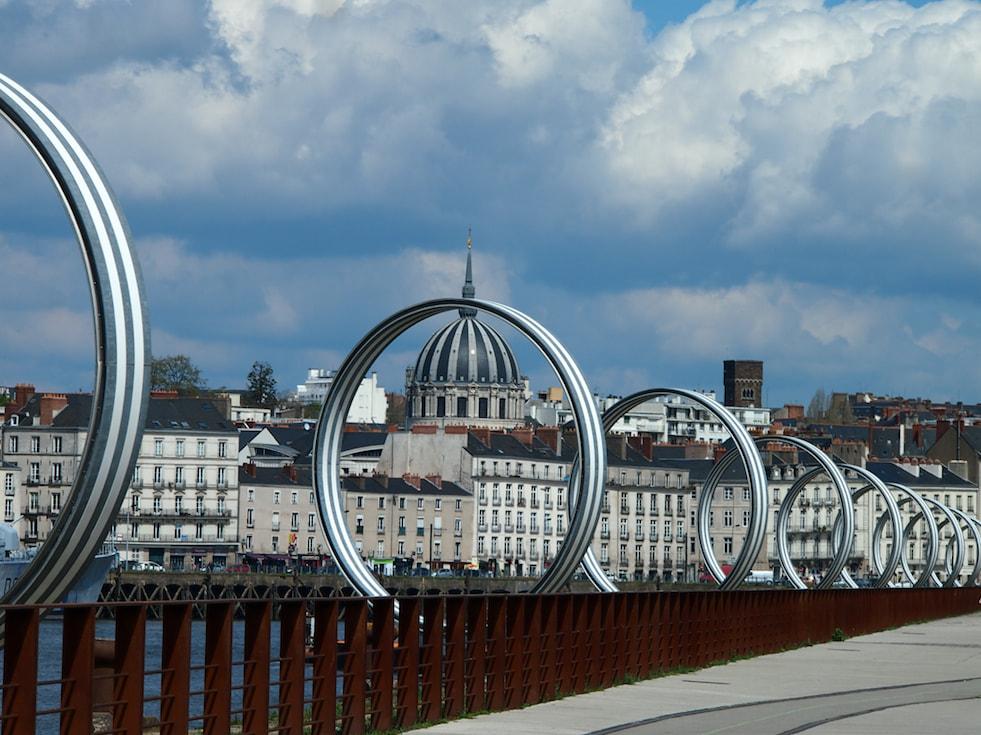 Voir les anneaux à Nantes