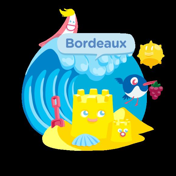 Partir en voyage à Bordeaux
