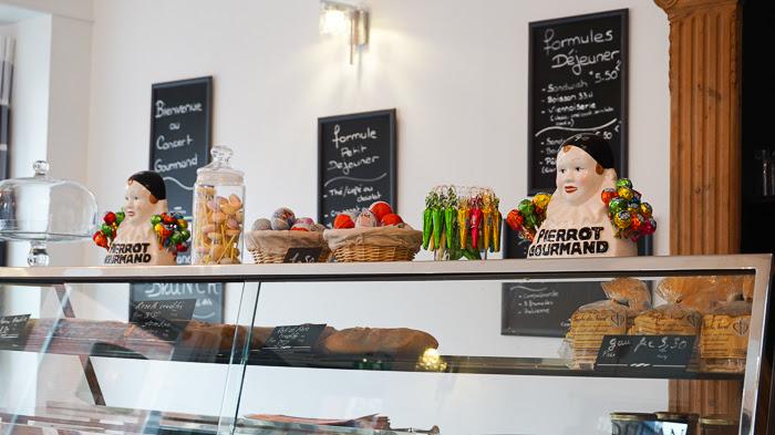 Prise de vue du Concert Gourmand 2, une boulangerie aux divines pâtisseries