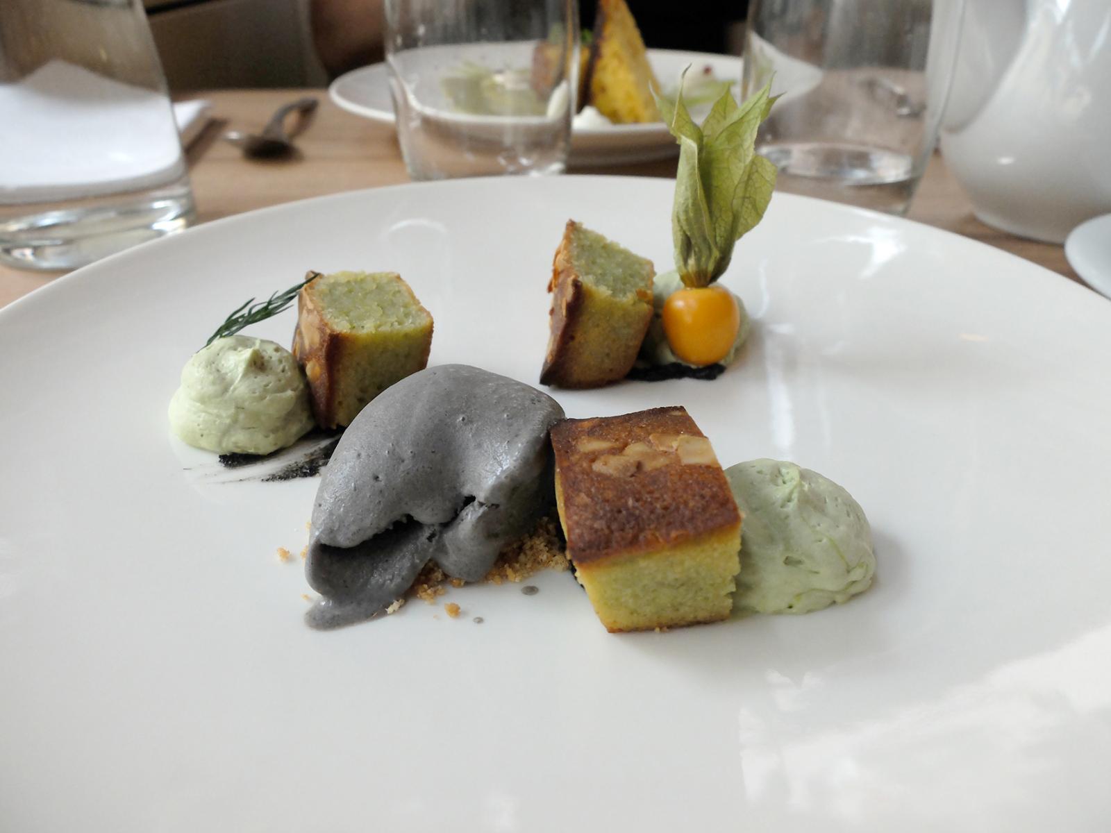 Prise de vue d'un plat du restaurant IMOUTO à Lyon