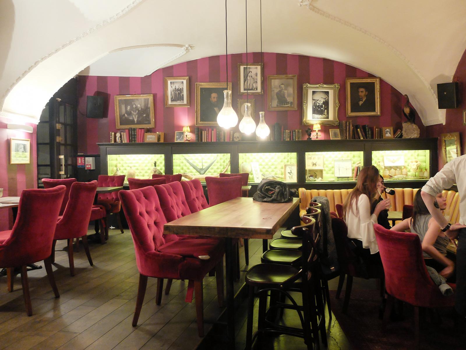 Salle du Monkey Bar au Monkey Club à Lyon