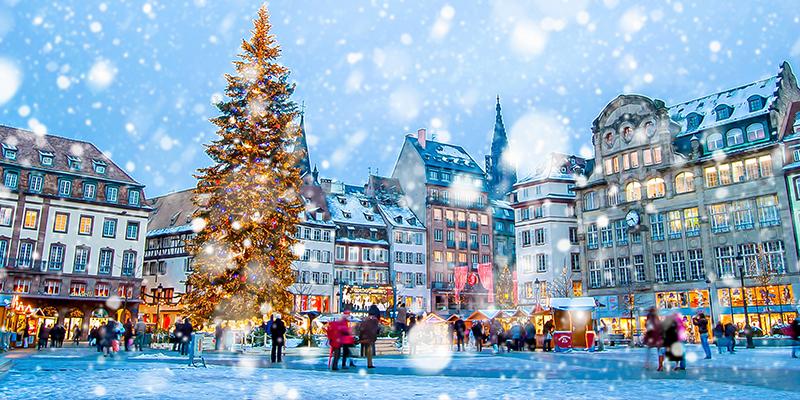 Les plus beaux marchés de Noël