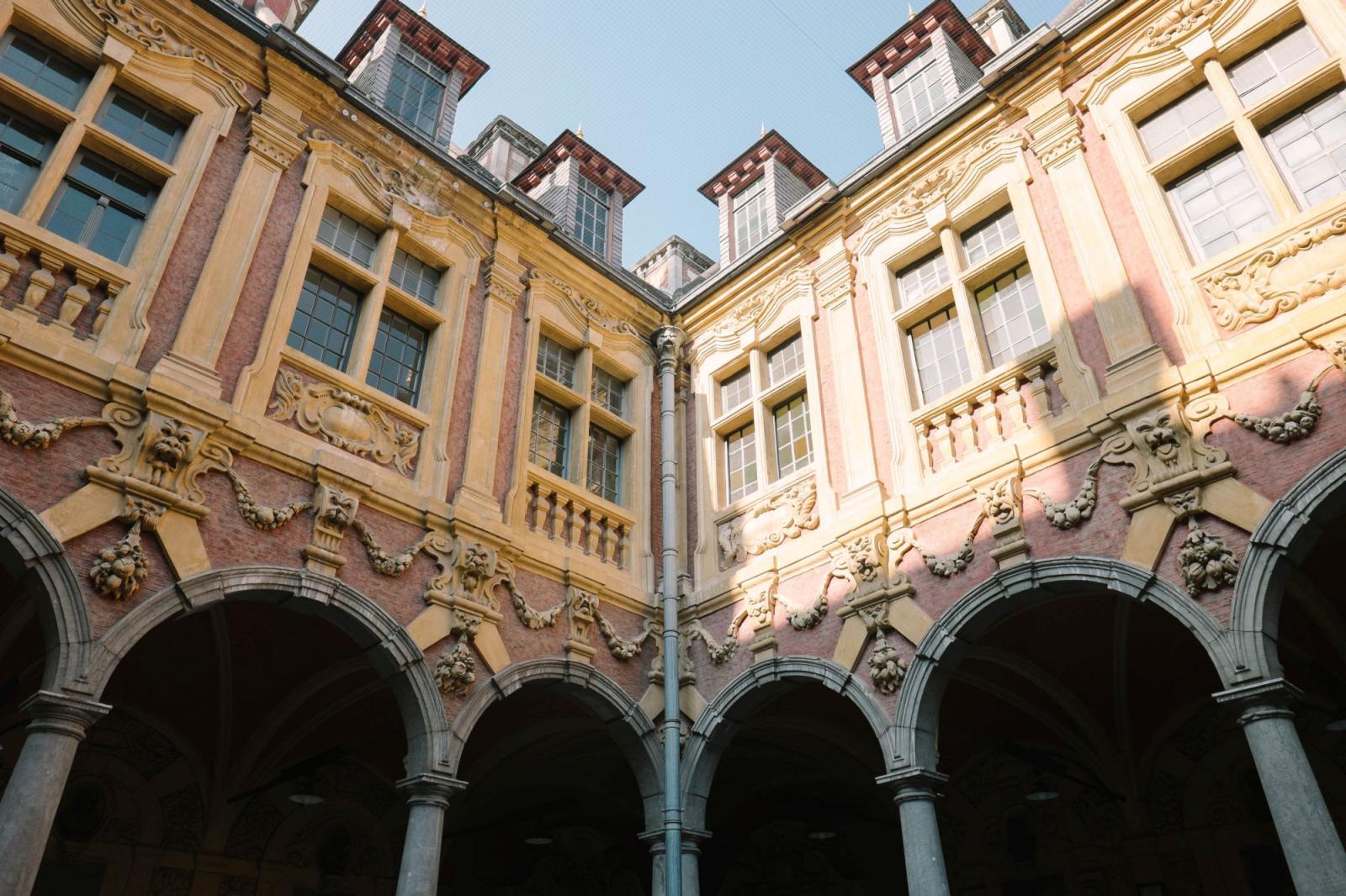 Vieille-Bourse de Lille