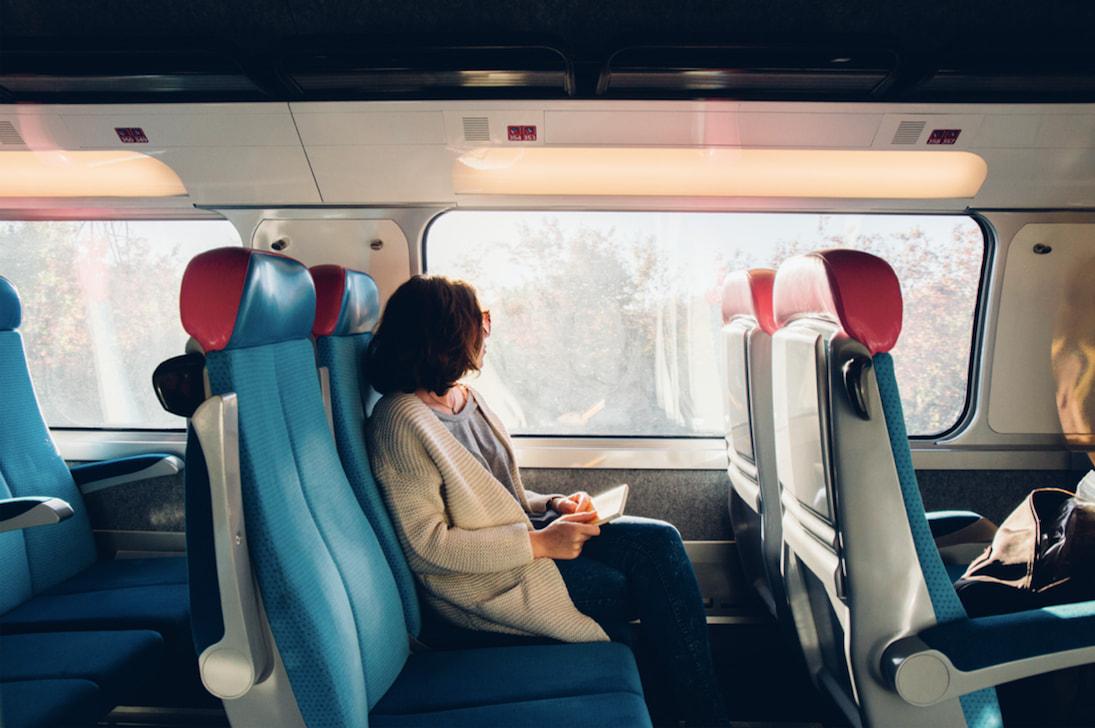 Voyage à Lille en train