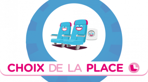 Le CHOIX DE LA PLACE dans les TGV OUIGO !