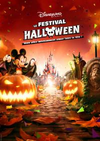 Venez fêter méchamment Halloween à Disneyland®Paris avec OUIGO
