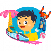 Le train pour tous les enfants ! Avec OUIGO, les petits voyageurs partent en vacances pour 5€* ou 8€* !